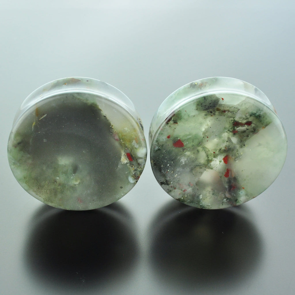 Dragon Blood Jasper # JDB-040-7-C (40mm)