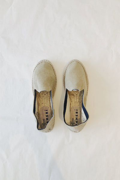 Brown Sand Espadrilles