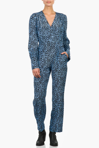 Les Reveries Wrap Jumpsuit