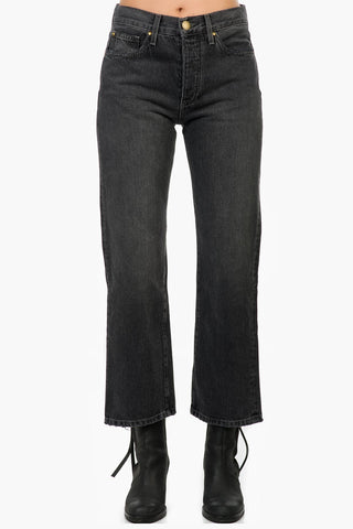 The Great The Lasso Jean midnight wash
