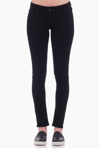 Citizens Of Humanity Racer Low Rise Skinny in tuxedo