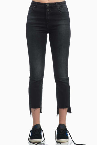 Closed Rose Step-hem Jean