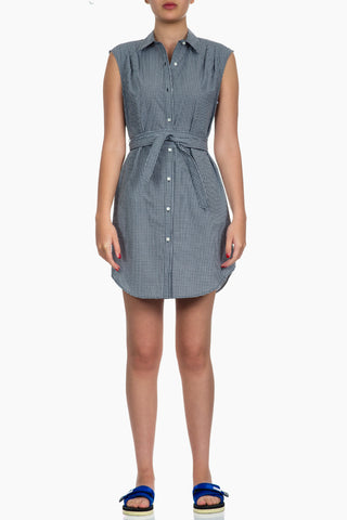 FRAME Shirt Dress