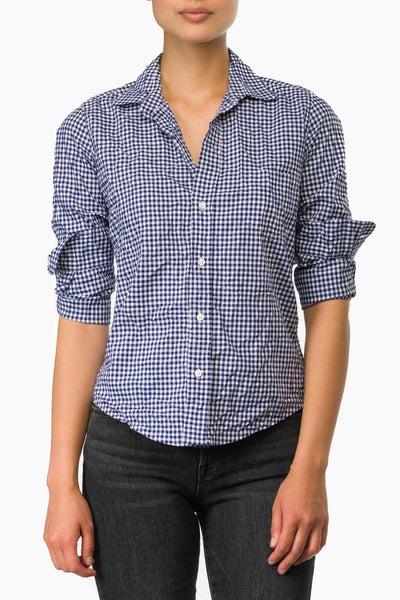 Frank & Eileen Barry Button Up Shirt