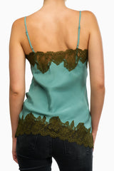 Gold Hawk Marilyn Lace Cami