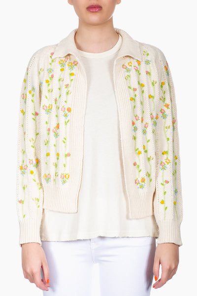 The Great The Rose Bud Cardigan