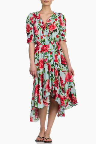 ICONS Cha Cha Wrap Dress