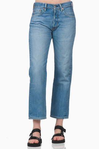 Icons Cropped Jeans