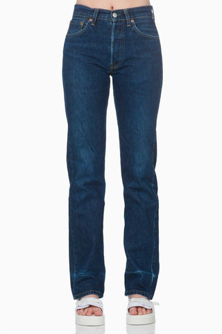 ICONS High Rise Straight Jeans