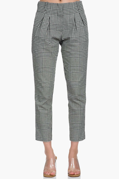 ICONS The Pleated Trouser