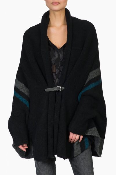 James Perse Blanket Cape