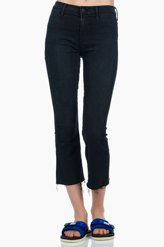 MOTHER The Insider Coin Fray Jeans