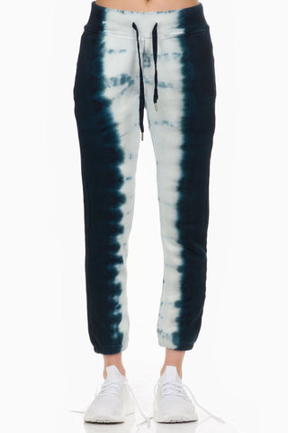 NSF Sayde Sweatpant reflection tie dye