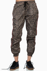 Pam & Gela Track Pant w/red piping