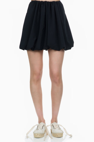SMYTHE Bloomer Skirt black