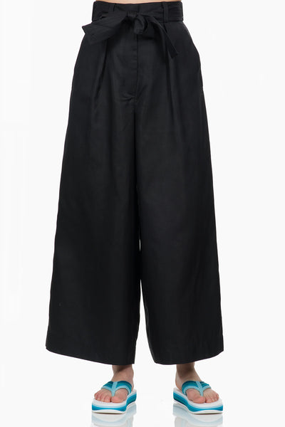 Zimmermann Ninety-Six Tuck Crop Pant