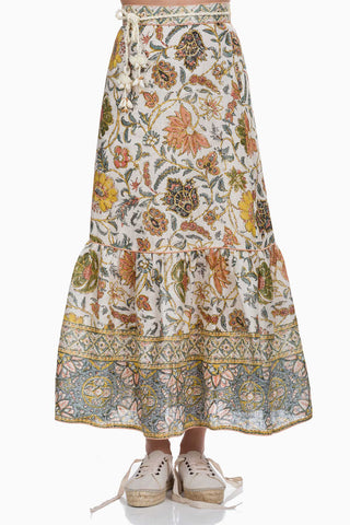 Zimmermann Edie Long Skirt