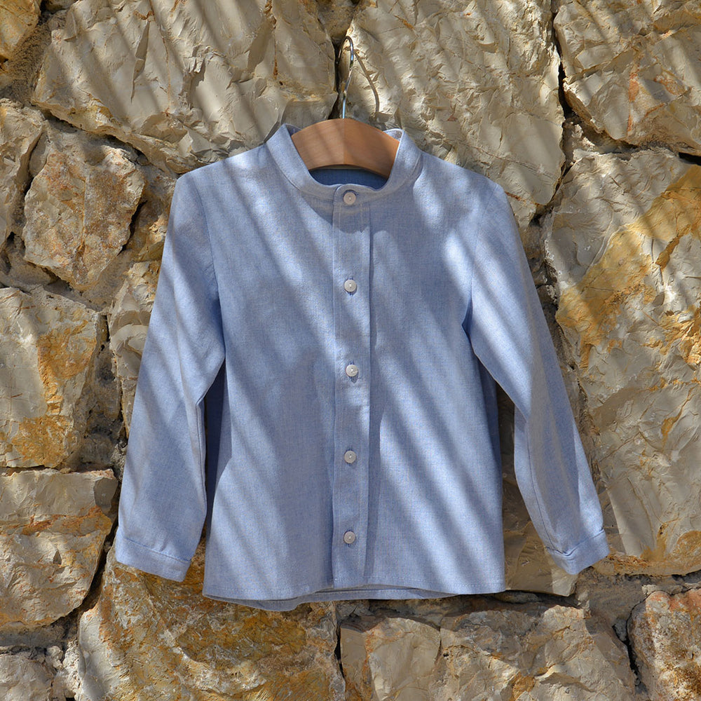Camisa Denim Niño