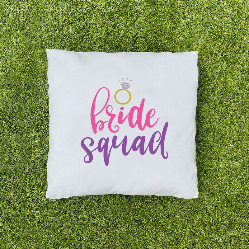 Bride Squad Cushion