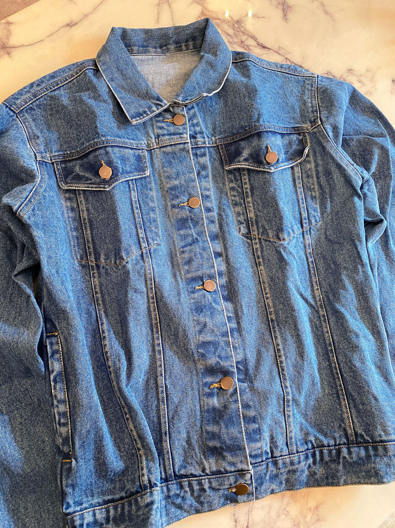 Yung Rager Denim Jacket