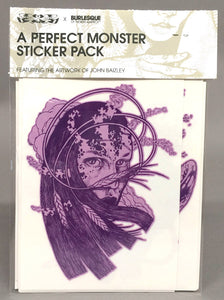 A Perfect Monster Sticker Pack