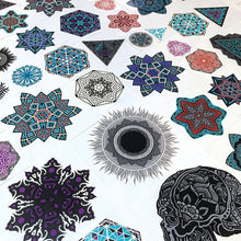 Thomas Hooper: Mandala sticker pack
