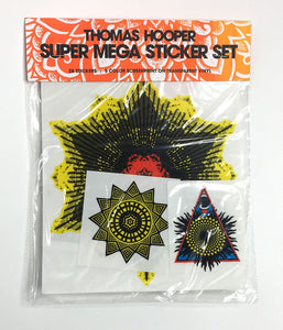 Thomas Hooper SUPER MEGA Sticker Pack