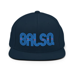 BRLSQ Stars & Stripes Snapback Hat