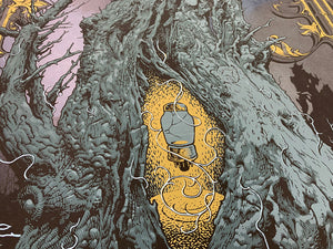 "Aaron Horkey: Sunn0))) / Boris ""Altar"" ABX Black Edition"