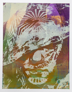 Jacob Bannon x Thomas Hooper: JBXTH II Monoprint #04