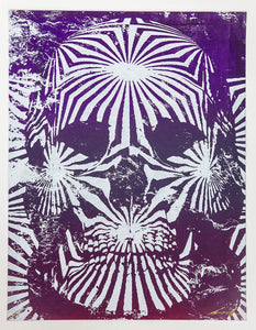 Jacob Bannon x Thomas Hooper: JBXTH III Monoprint #08
