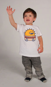 Sunshine Hot Dog kid's shirt