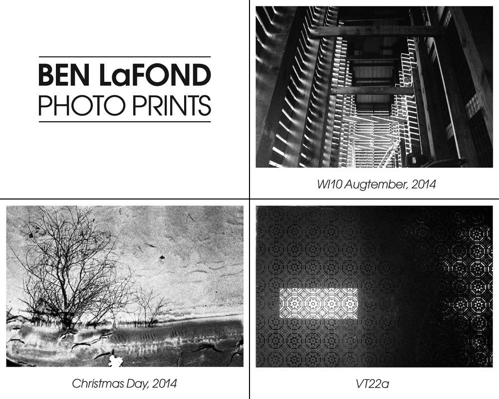 Ben LaFond Photo Prints