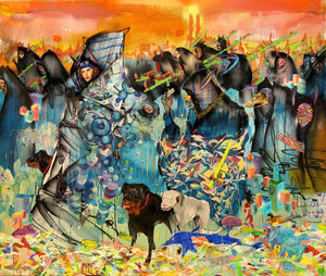 David Choe: Exodus From The Land of Play