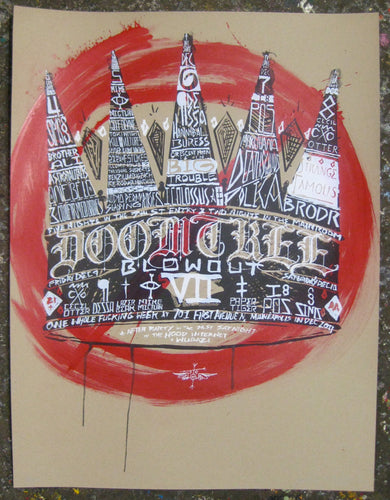 Doomtree Blowout VII print
