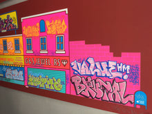 Graffiti Action Playset