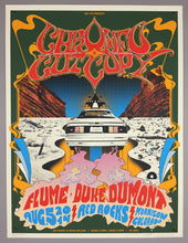 Chromeo + Cut Copy at Red Rocks
