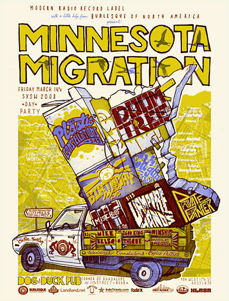 Minnesota Migration