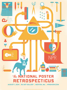 National Poster Retrospecticus: Boston 2014