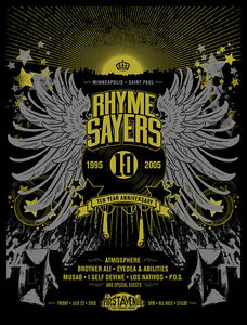 Rhymesayers 10 Year Anniversary