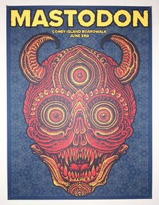 Thomas Hooper: Mastodon at Coney Island