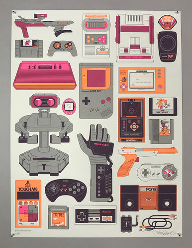 Tools Of The Trade: Video Game Edition