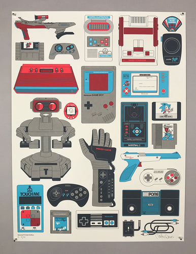 Tools Of The Trade: Video Game Edition (Switch Variant)