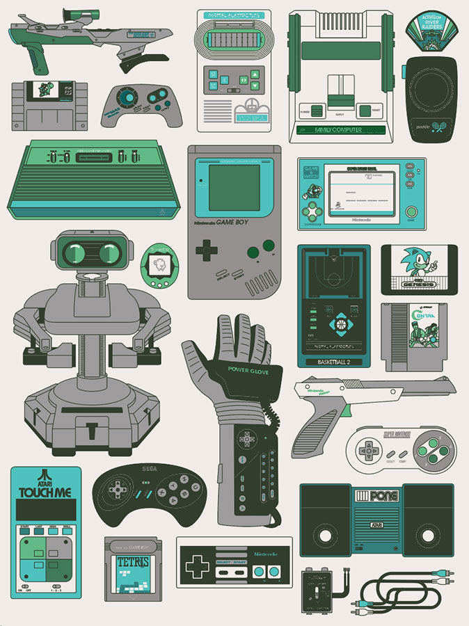 Tools of the Trade: Video Game Edition Variant