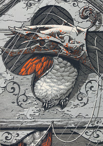 Aaron Horkey: Plighting The Troth