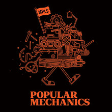 Popular Mechanics tote bag