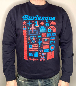 Burlesque Icon Cluster shirt / sweatshirt