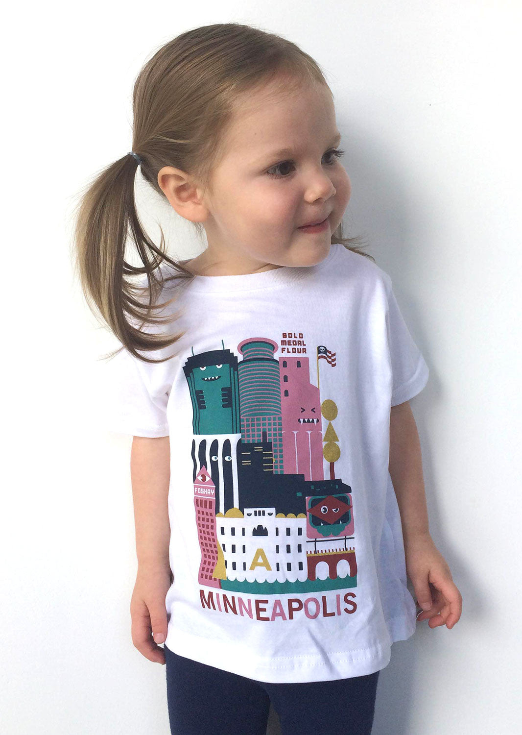 Minneapolis Monsters kids shirt