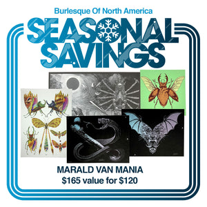 Seasonal Savings: Marald Van Mania Pack