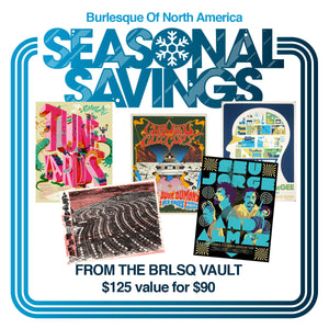 Seasonal Savings: From The BRLSQ Vault